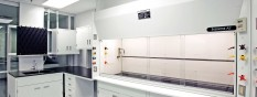 Supreme Air Fume Hood Combination Sash