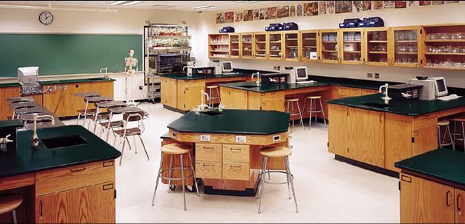 K-12 Science Labs