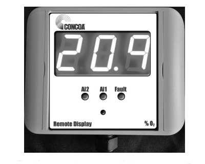 CONCOA Remote Display Alarm
